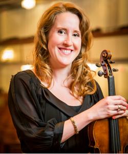 Alexandra Osborne, Violin