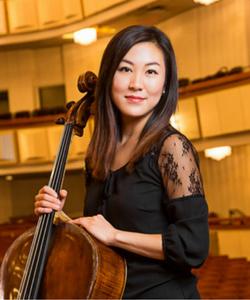 Eugena Chang, Cello