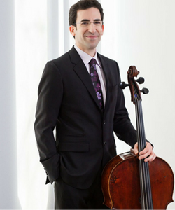 Amir Eldan, cello