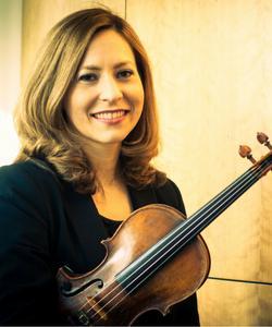 Sarah D'Angelo, Violin