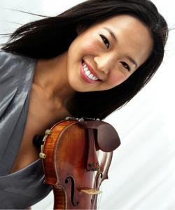 AngelLa ahn, violin