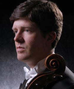 Desmond Hoebig, cello