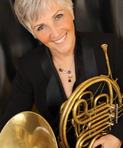 Gail Williams, horn