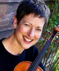 Jenninfer Ross, violin