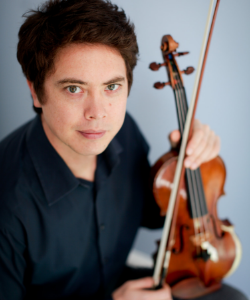 Joel Fuller, violin
