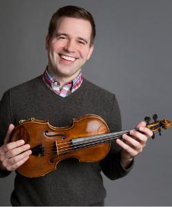 Marc Rovetti, Violin