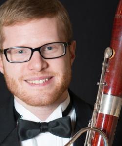 Tom Schneider, bassoon