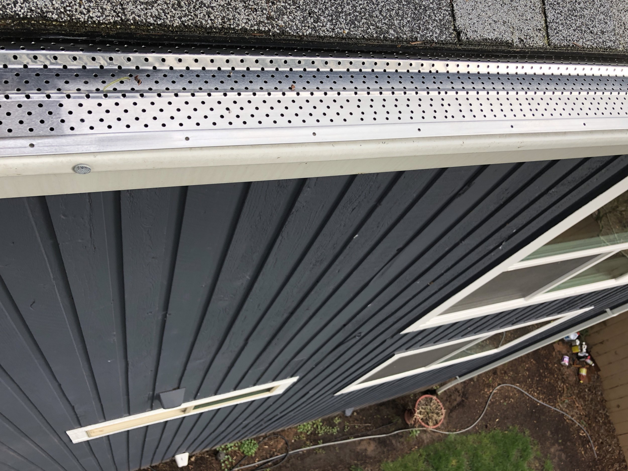 We only use the best gutter guards for your home.