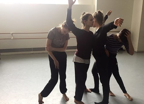 Under Exposed at Dixon Place - Tuesday, May 8 @ 7:30pmNEW WORK WITH CAITLIN CULLEN DANCE::22 DUETSDIXON PLACE161A CHRYSTIE ST.NEW YORK, NY