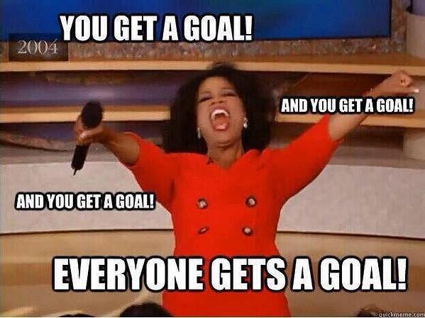 Oprah - Goal