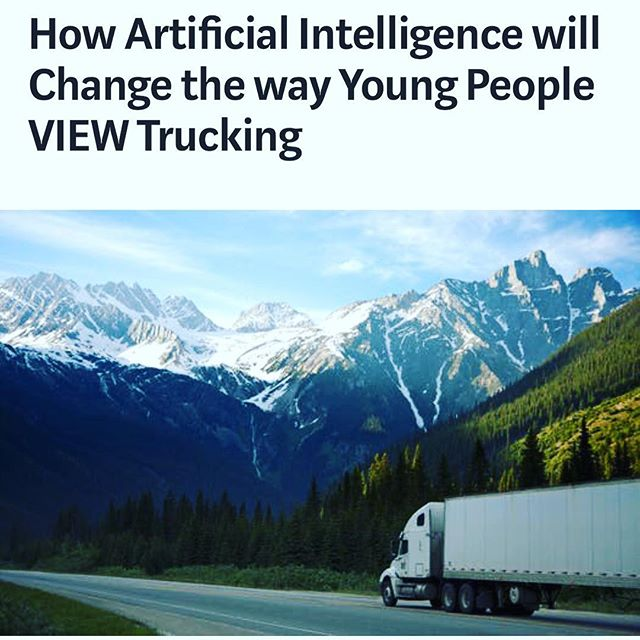 #becominghuman #artificialintelligence arm of #medium @trvrgrmly talking about the changes that will improve the interest in #industries suffering to #attract #young #workers #brands #worklife #improvement #linkinbio