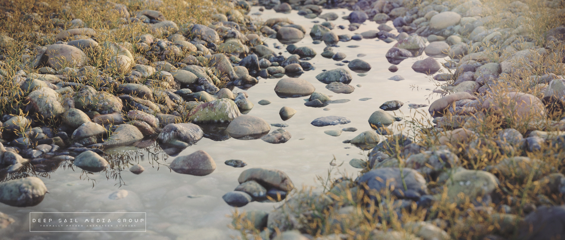 by  Nick Brunner . Nice use of photoscanned grounds! The grass peaking through the rocks is a nice touch :)
