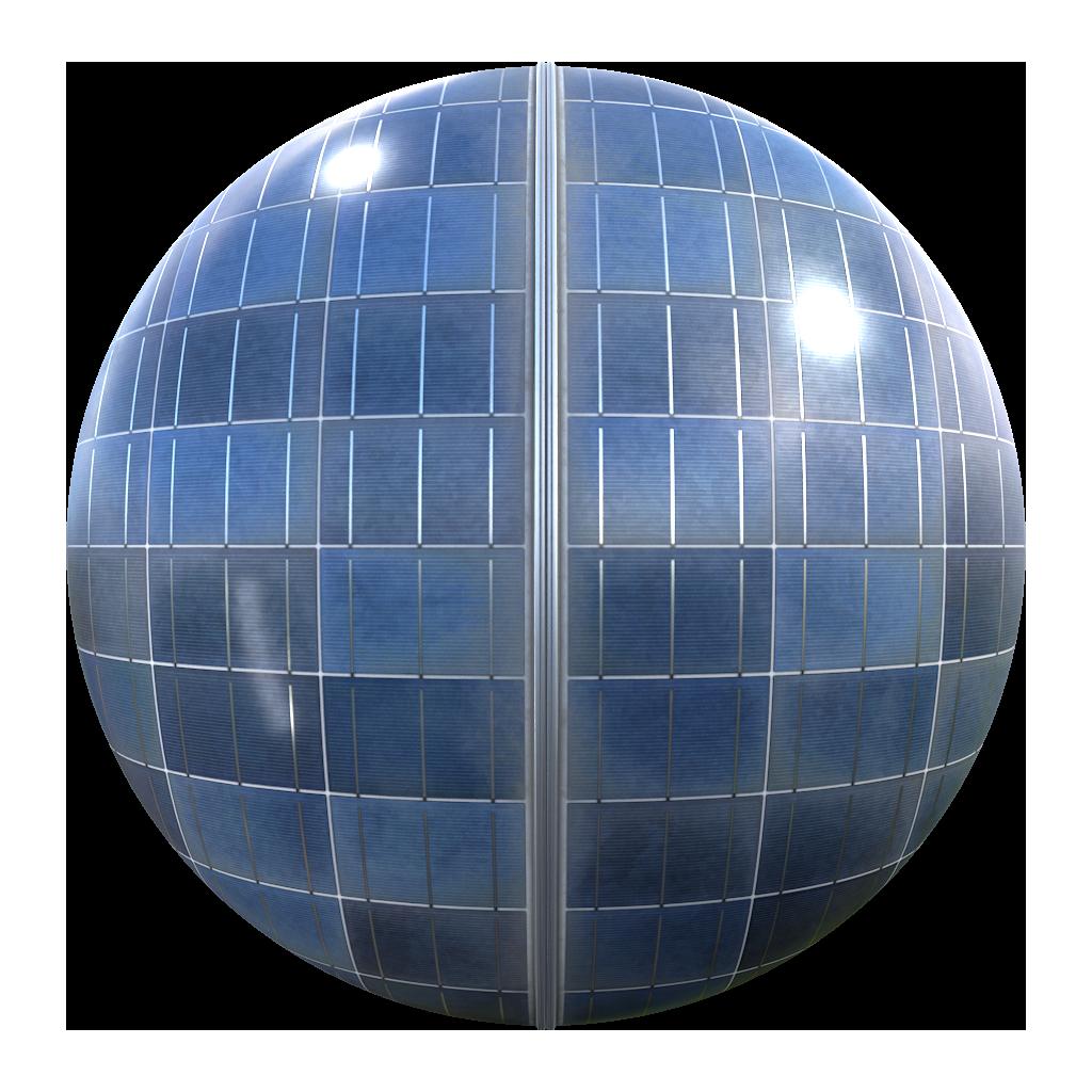 SolarPanelsPolycrystallineTypeBFramedDirty001_sphere.png