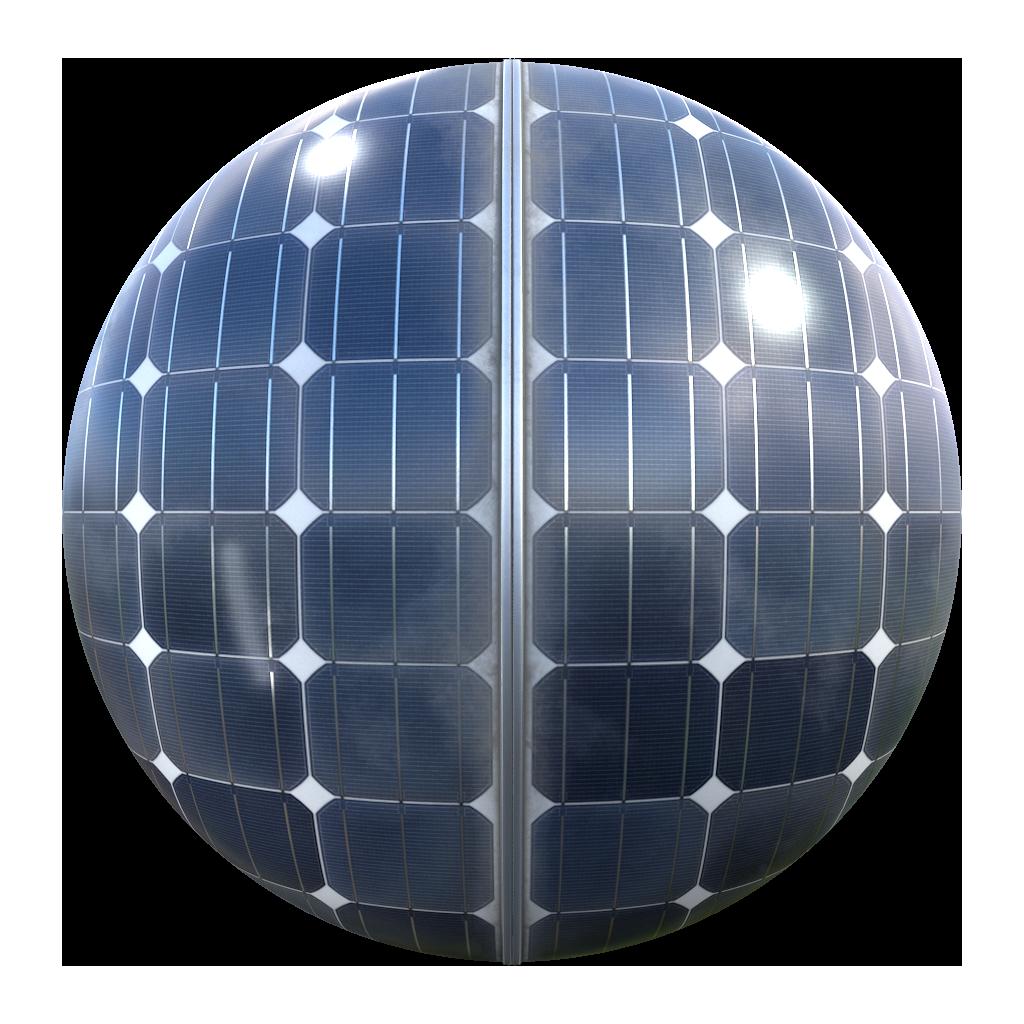 SolarPanelsMonocrystallineTypeBFramedDirty001_sphere.png