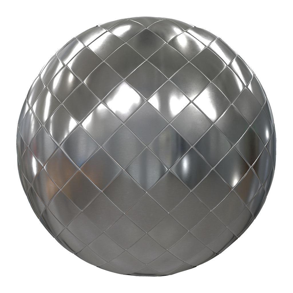 MetalDesignerWallTilesSteelDiamonds001_sphere.png