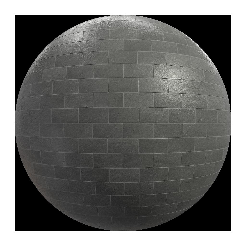 TilesPorcelainCharcoalPolished001_sphere.png