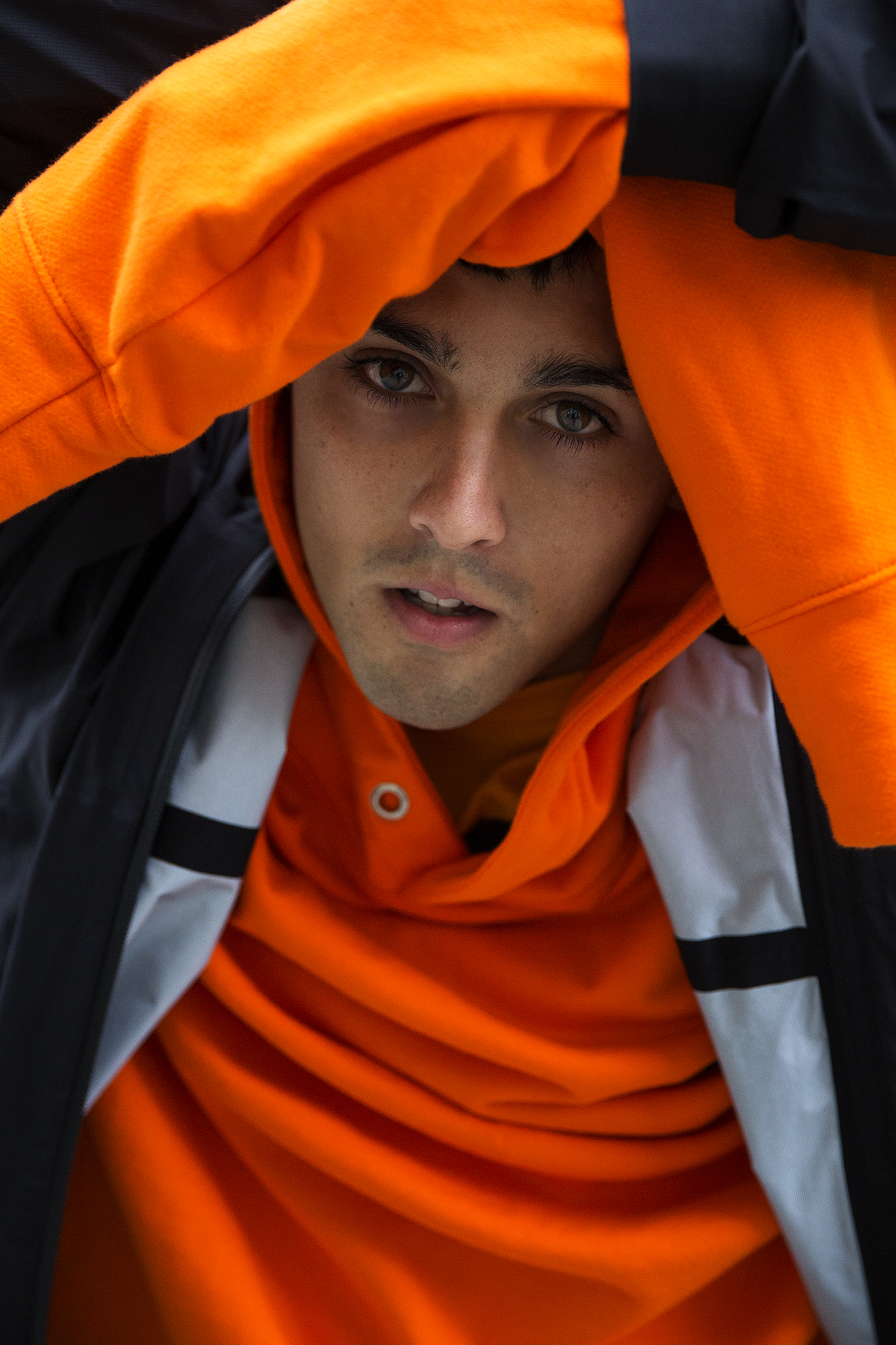 Windbreaker @ Adidas Etq  Hoodie  @Misbhv
