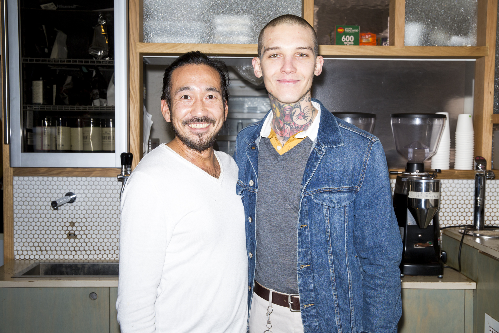 With the man behind the menu master chef ryo
