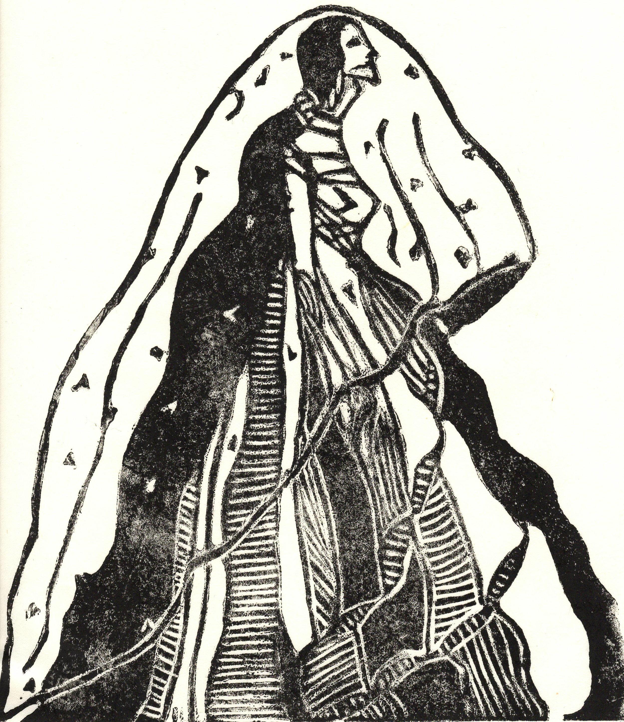 Calpurnia Print