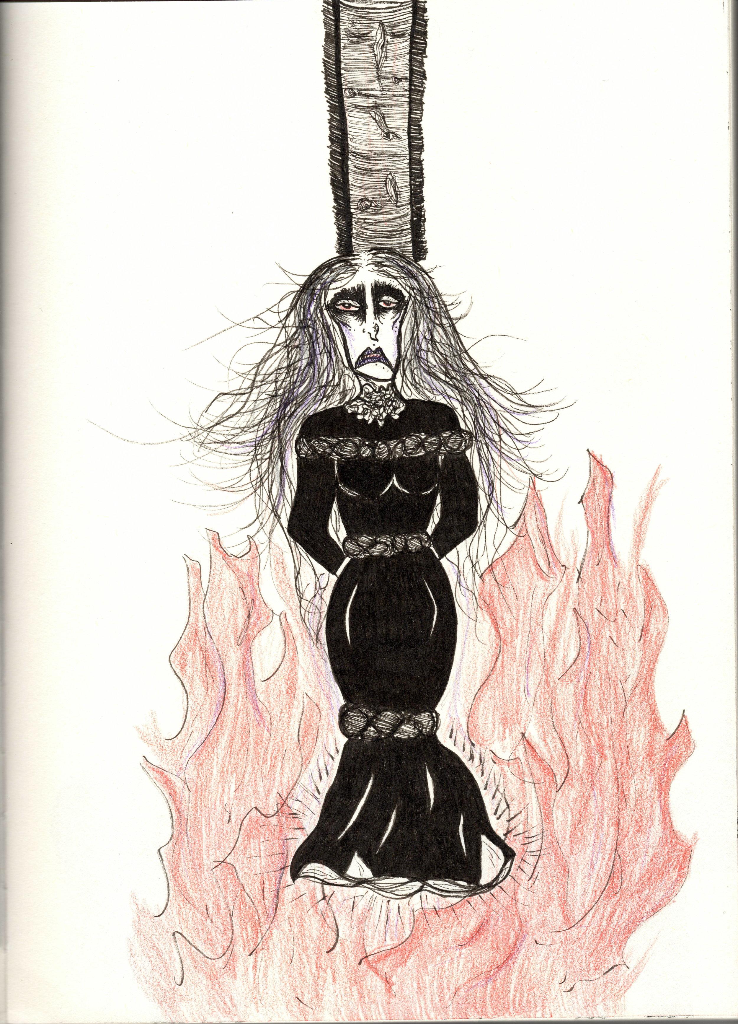 Witch Hunt: Burn that Bitch