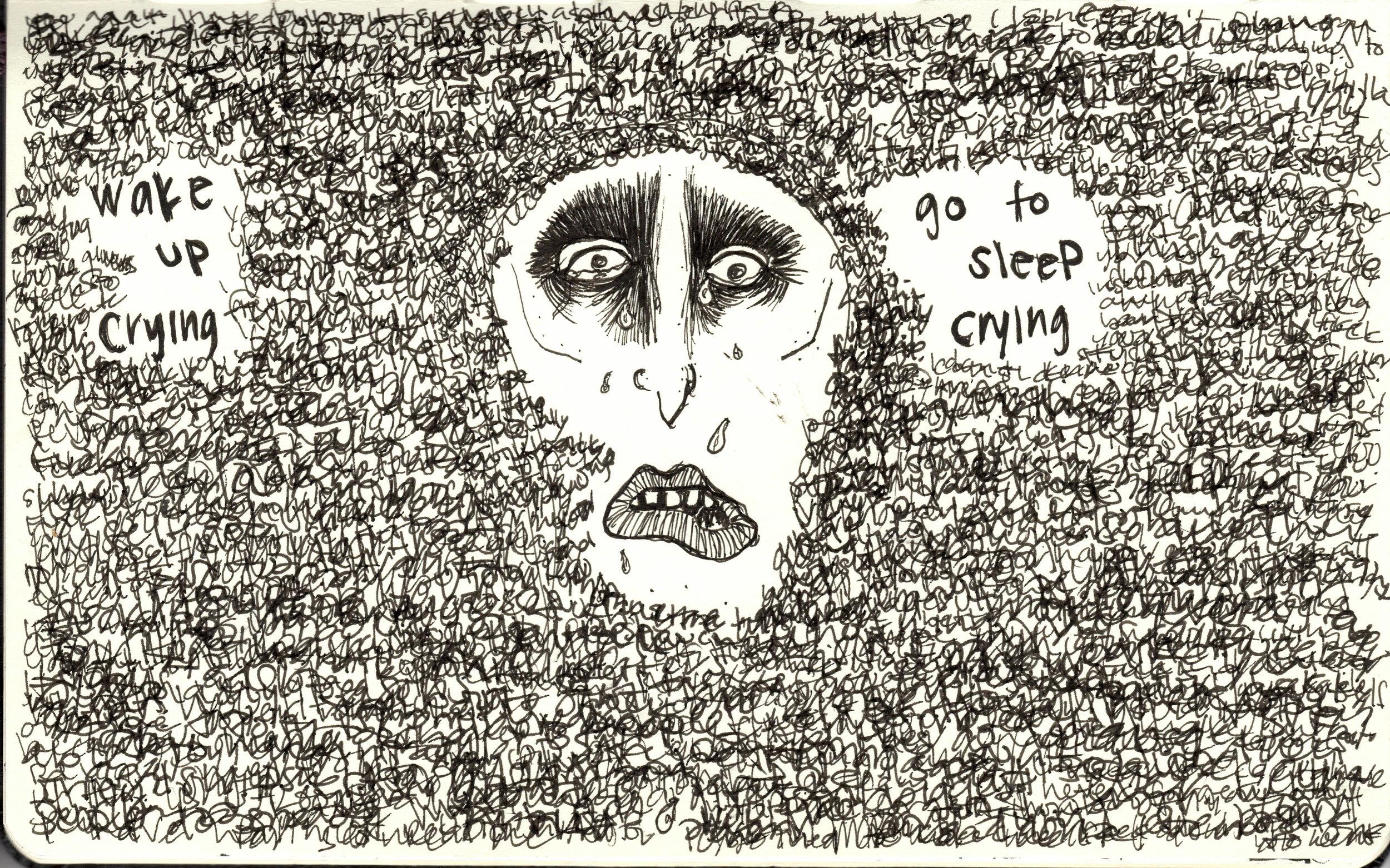 Wake Up Crying Go To Sleep Crying