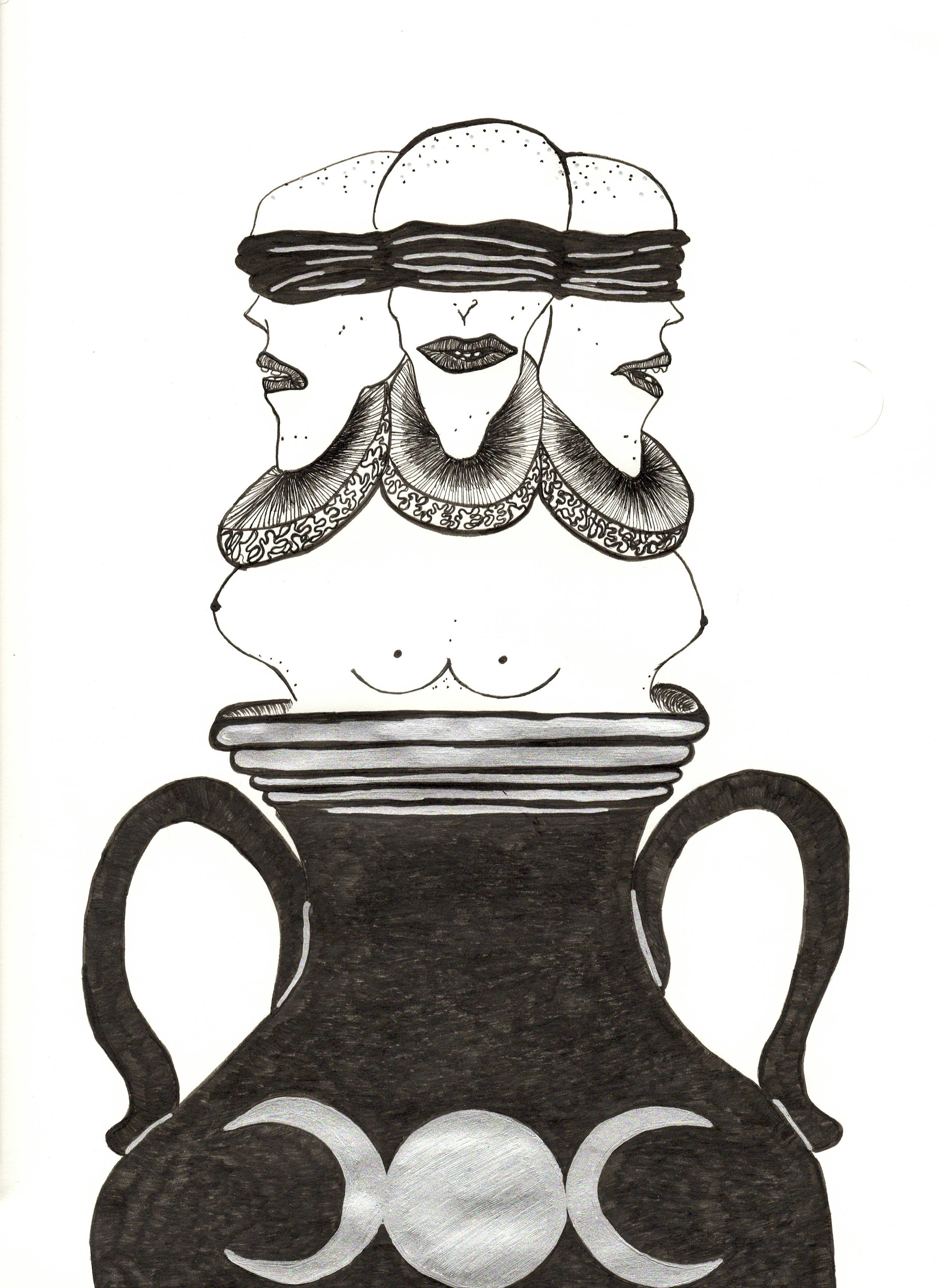 Hekate Amphora