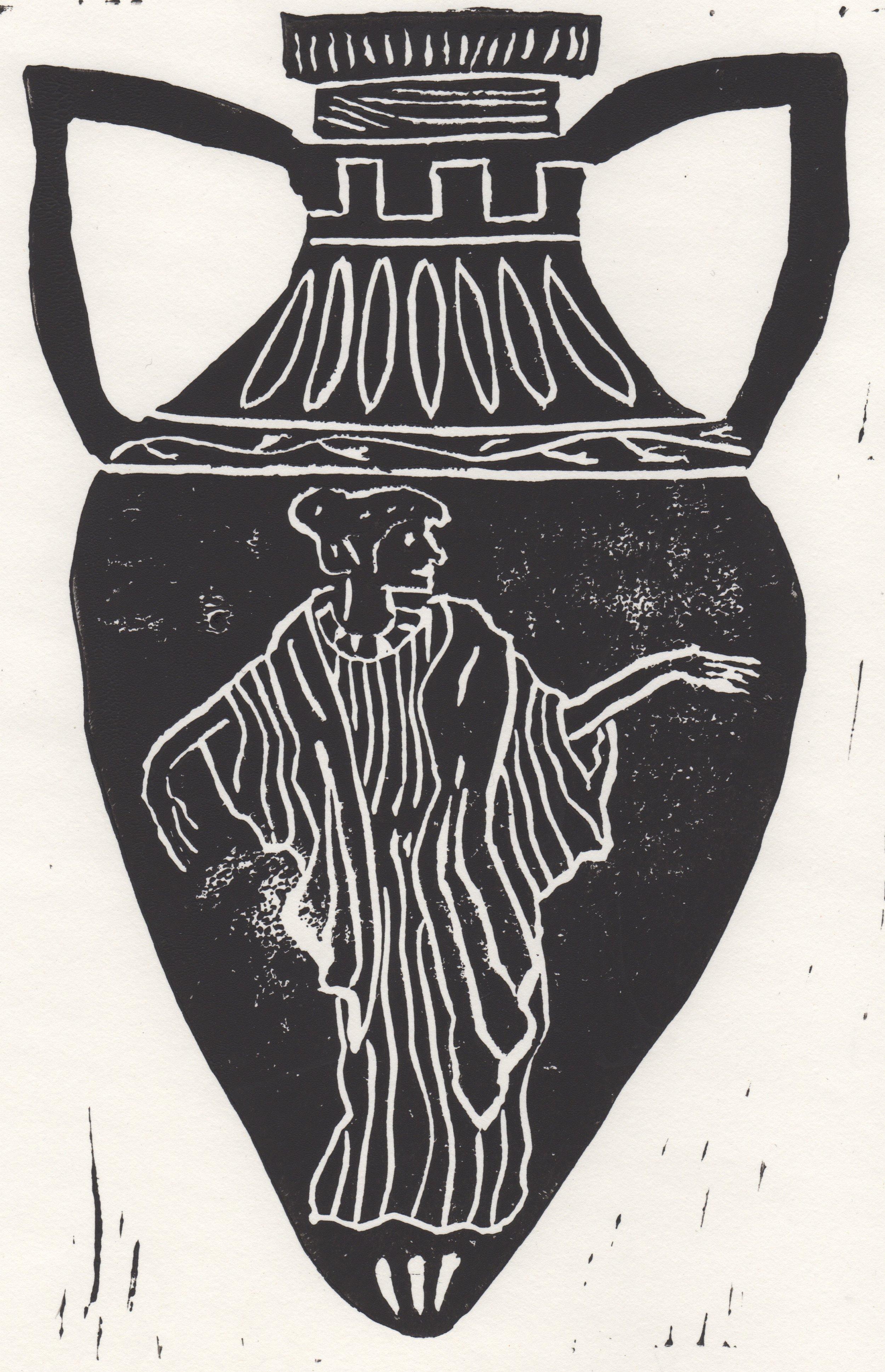 Amphora Print