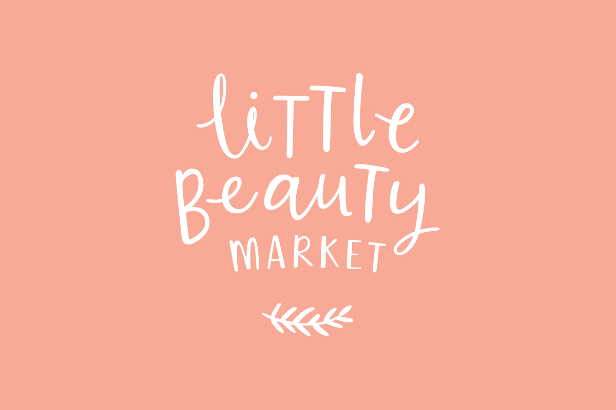 Our redesign of the Little Beauty logo