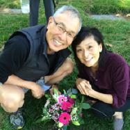 Perry and Audrey Sakai