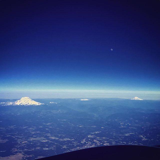My favorite in-flight entertainment💙