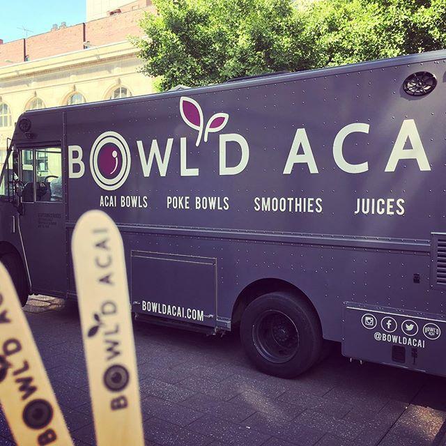Best acai bowls in SF! #DeesNuts