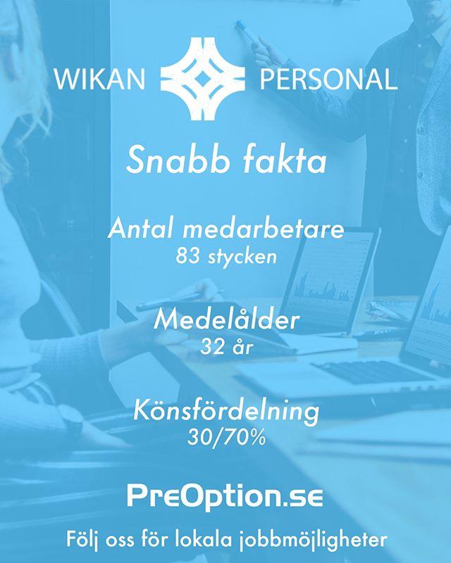 Wikan Personal i Skellefteå är ditt personliga och lokala bemannings- och rekryteringsföretag. Vill du veta mer om företaget? Gå in på PreOption.se