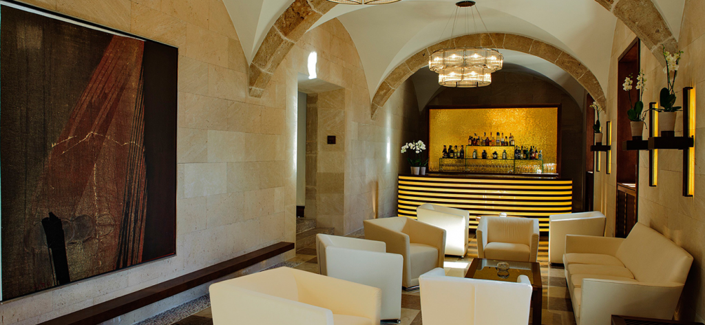 The Zaranda Restaurant at Castell Son Claret