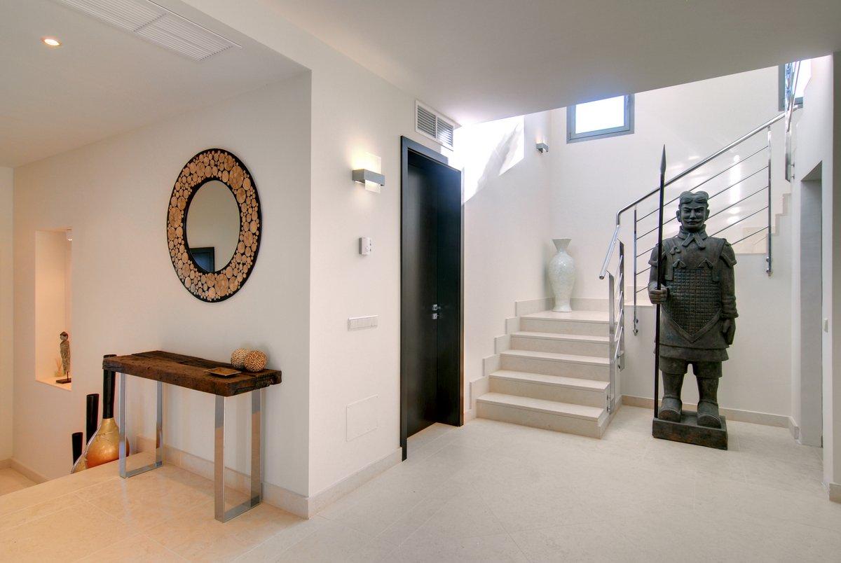 modern, villa, interior design, decor, architecture, entrance, custom, furniture