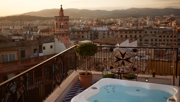 A new boutique hotel has opened in the heart of Palma