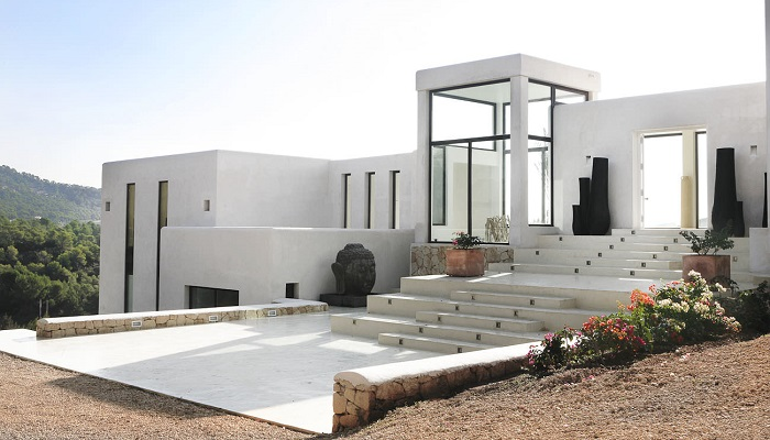 Architecture under the sun: Casa Jondal in Ibiza