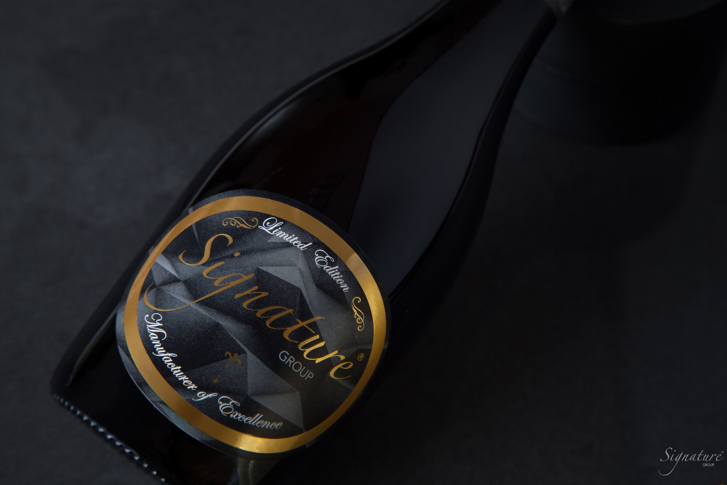 Signature Limited Edition Beer.