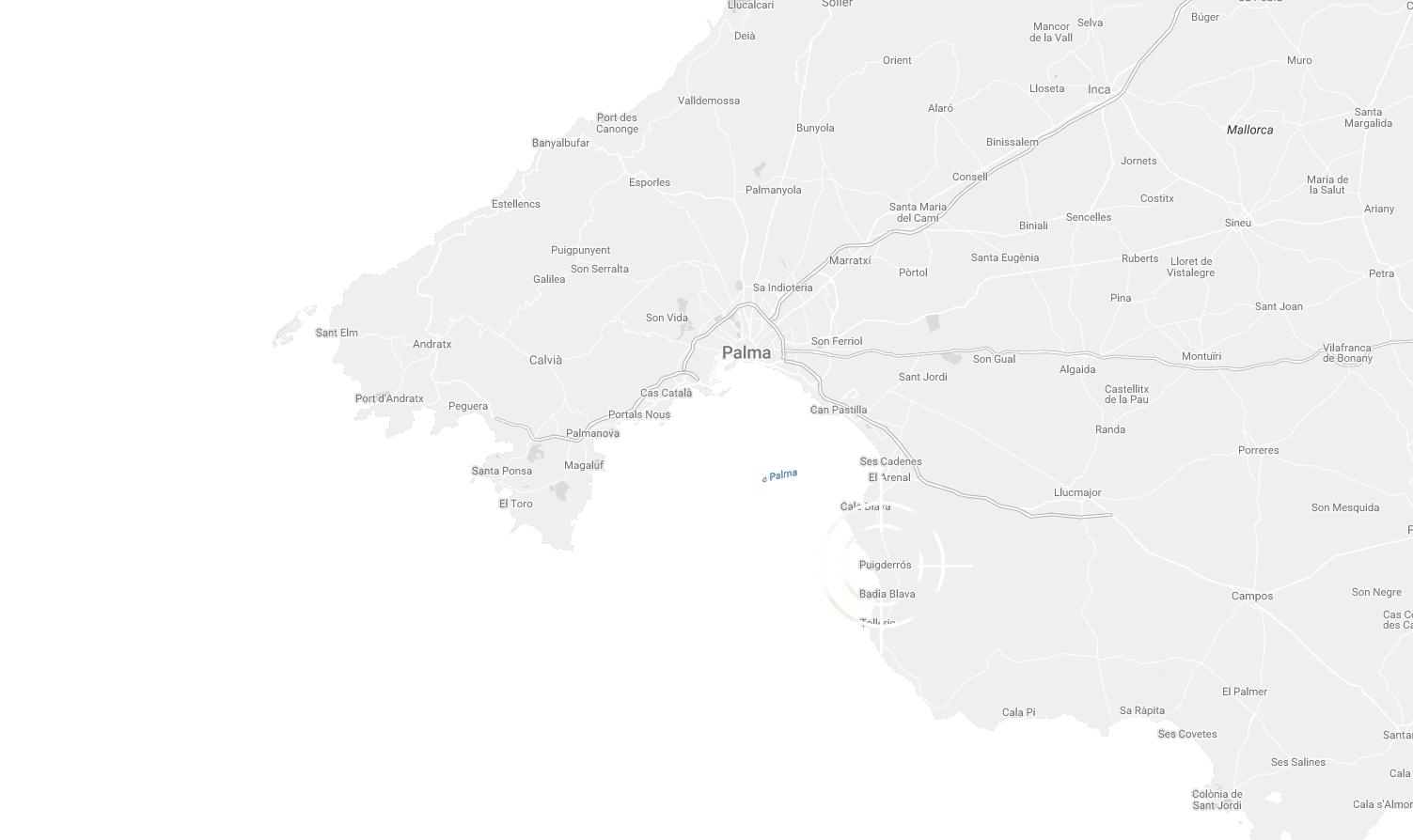 Puig de Ros on map