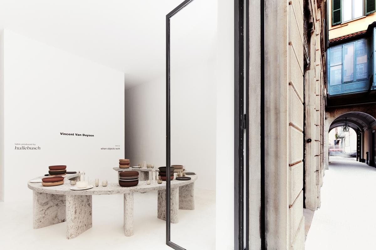 Vincent Van Duysen, Salon del mobile