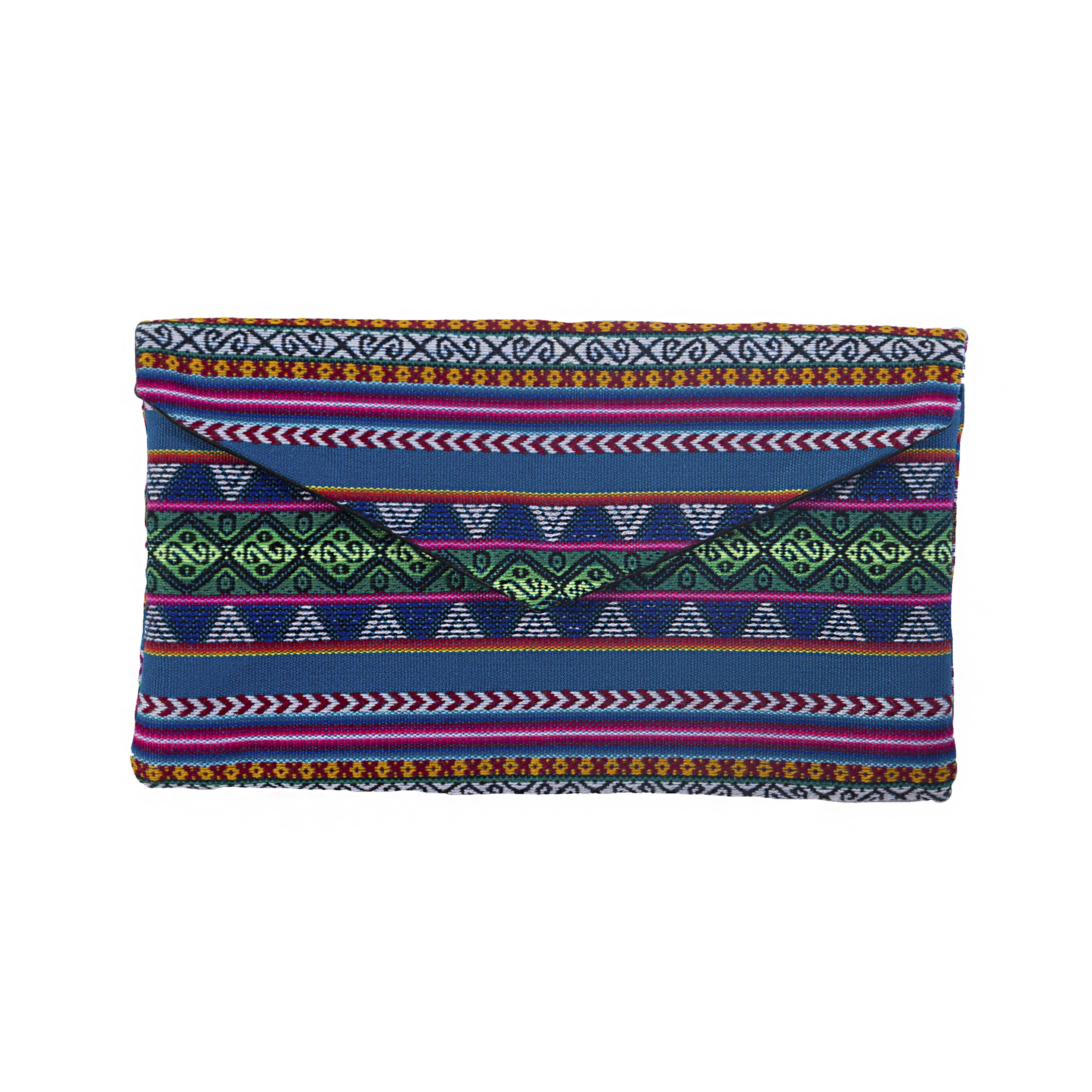 Pochette Cuzco Turquoise  40€ - OUT OF STOCK