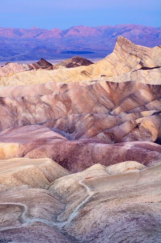 Death Valley - États-Unis