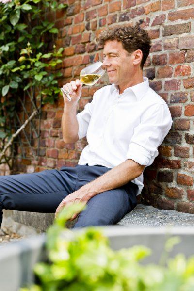 Harry Vorselen - wijngoed Thorn