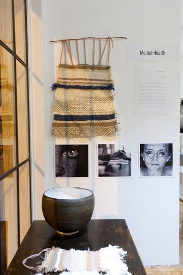 Weavings by Eliza Prescott