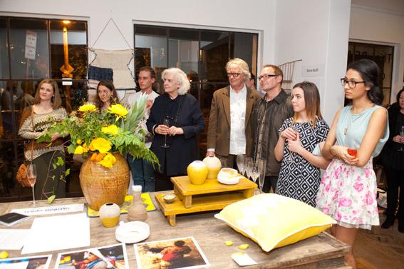 UNSW Art & Design students, teachers and mentors