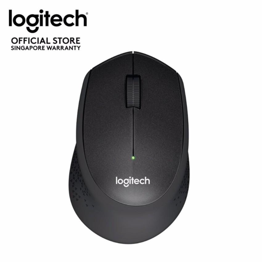 8 POINTS    REDEMPTION CODE: B07   Logitech M331 Black Wireless Silent Plus Mouse