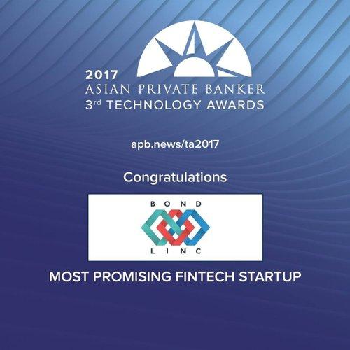 Most Promising Fintech Startup 2017