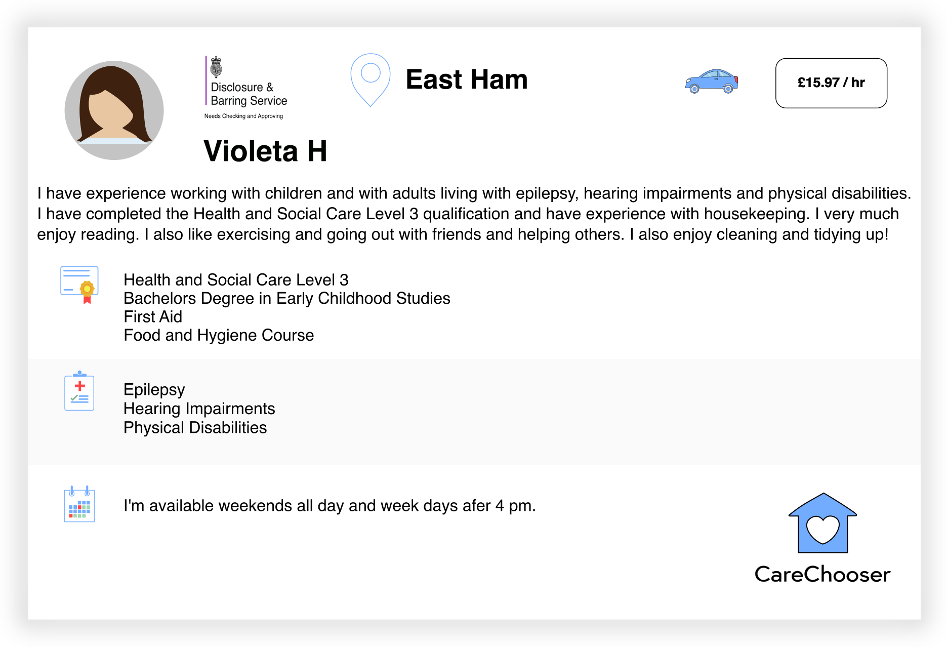 Violeta - Home Care & Cleaning - East Ham.png