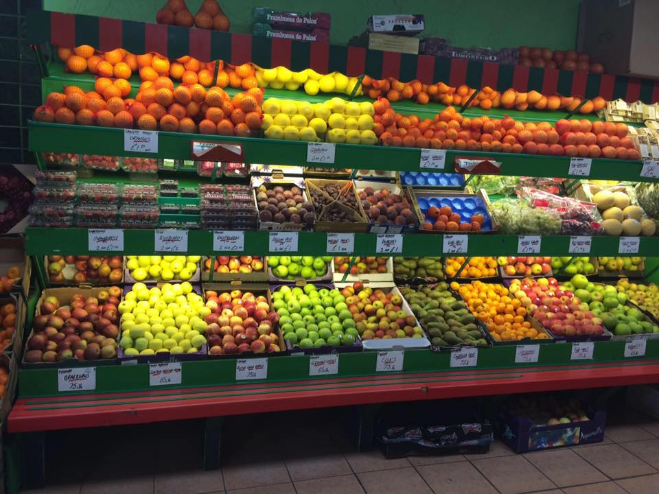 Ashton Fruit Shop