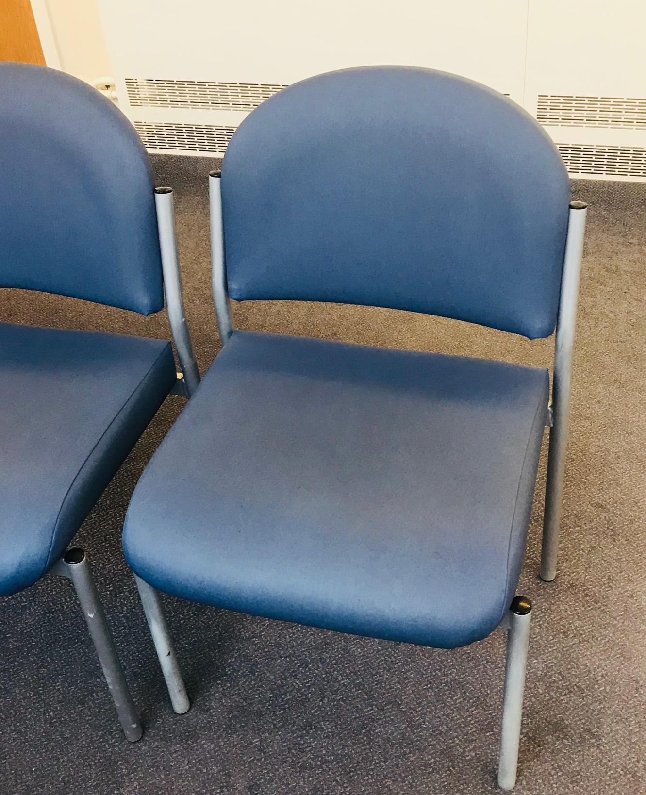 Wipe Clean Chairs – these are now available in some of our surgeries