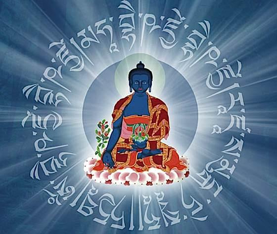 Buddha-Weekly-0Mantra-around-medicine-buddha.jpg